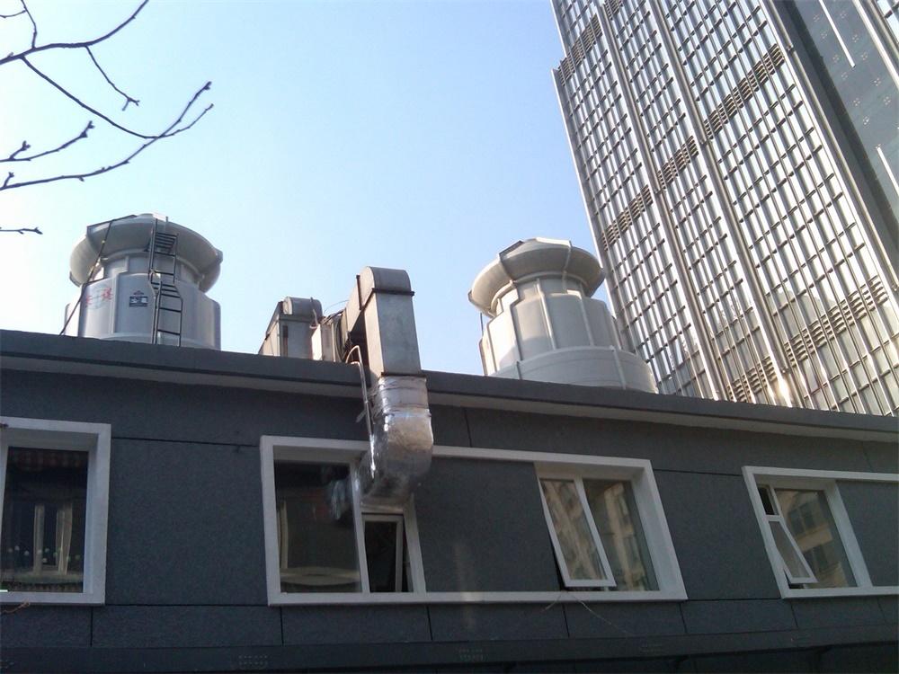 玻璃鋼圓型冷卻塔